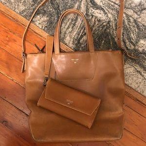 Mat & Nat Bag and Wallet Set